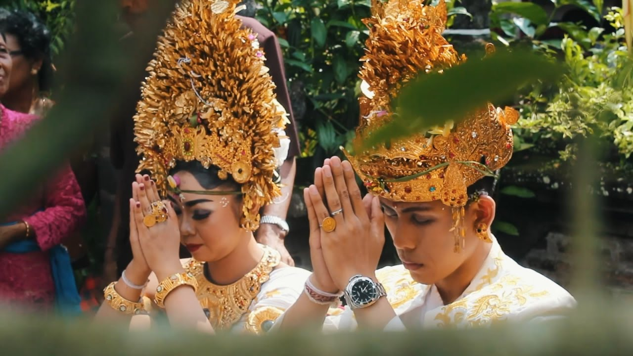 bali traditional wedding