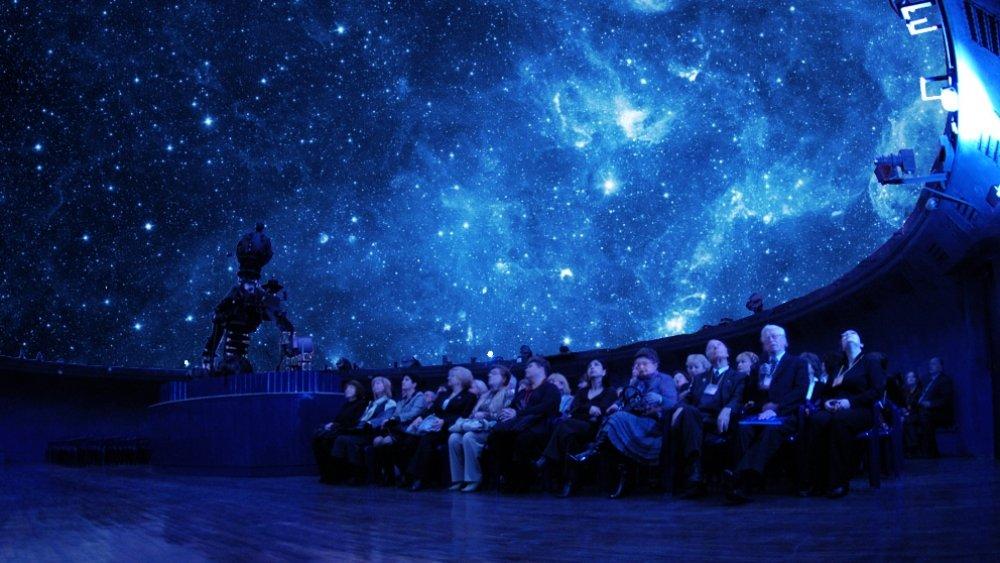планетарий кинотеатр