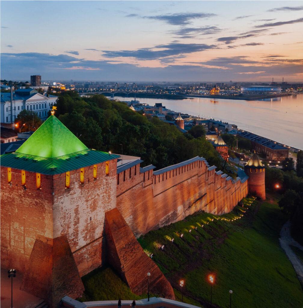Гид по Нижнему Новгороду